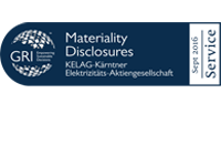 GRI Materiality Disclosure Organizational Mark